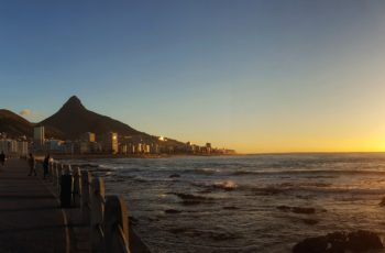 Green Point e Sea Point – A Orla do Pôr do Sol em Cape Town