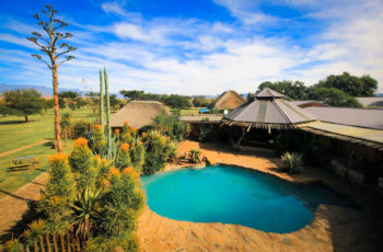 Amphitheatre Lodge & Backpackers – Norte do Drakensberg