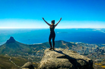 As Trilhas da Table Mountain, Cape Town
